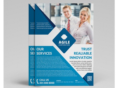 Sample Business Flyer Templates  Excel Pdf Formats