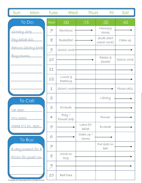 6 task list templates excel pdf formats