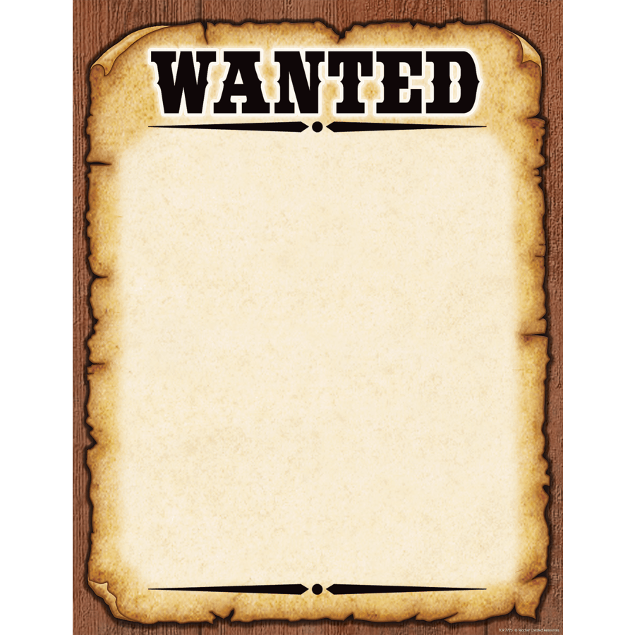 7 wanted poster templates excel pdf formats for Free wanted poster template