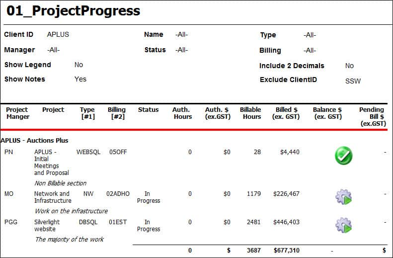 8 Progress Report Templates - Excel Pdf Formats