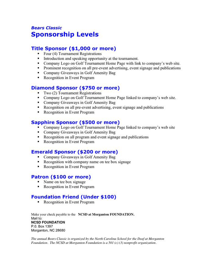 6 Sponsorship Proposal Templates Excel PDF Formats – Race Car Sponsorship Proposal Template