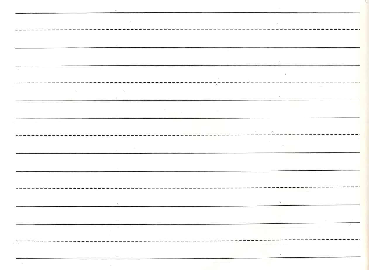 free writing paper lined writing paper printable sample customer ...