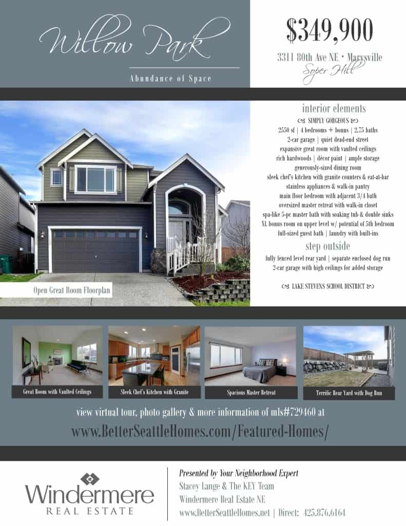 13 real estate flyer templates