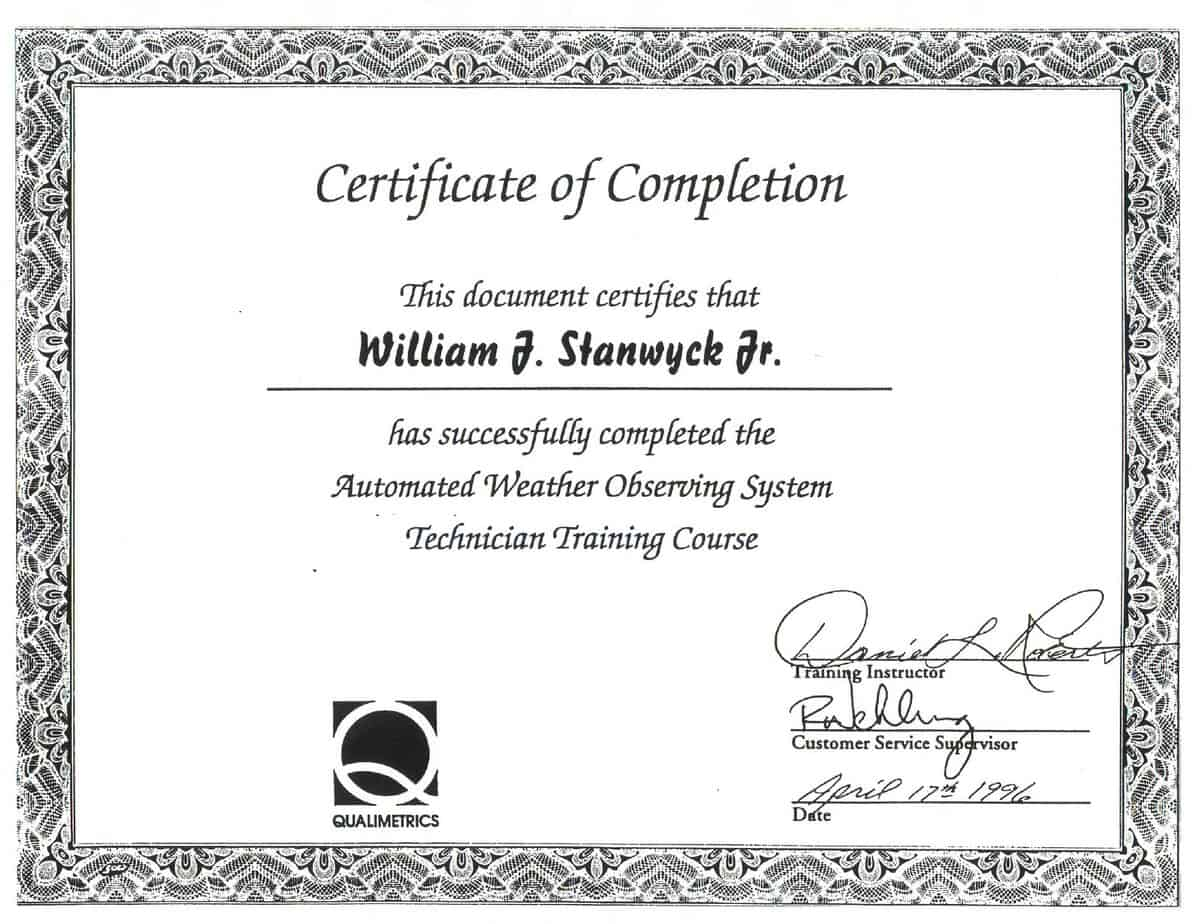 Sample course completion certificate template northurthwall sample course completion certificate template yelopaper Choice Image