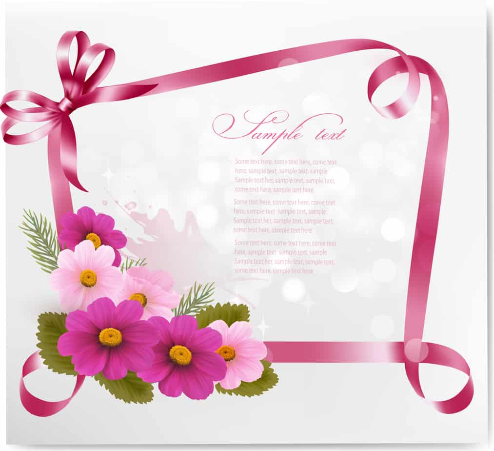 Word MS Templates  Birthday Cards Format