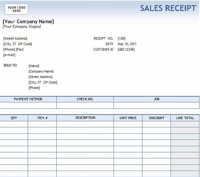 Word Invoice Template  Sales Receipt Templates  Excel Pdf Formats Performance Invoice Sample Excel with Receipts   Payments Account Pdf  Sundry Invoice Pdf