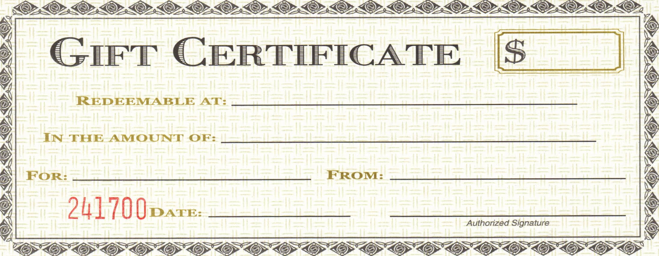 18 gift certificate templates excel pdf formats for Automotive gift certificate template free