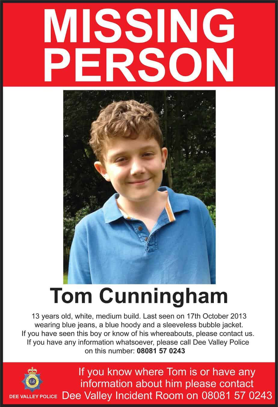 Elegant Missing Person Poster Generator And Make Missing Poster
