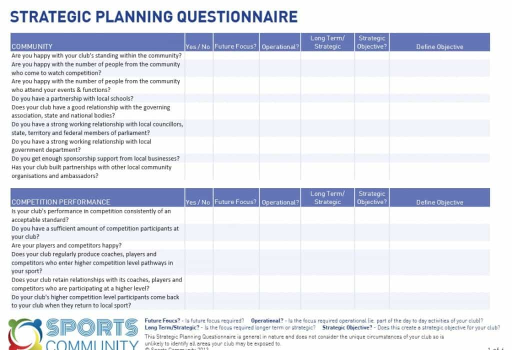 it plan template 28 images sle strategic plan templates 10 – Account Plan Template