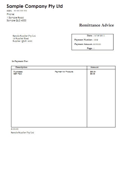 sage remittance advice stationery sage statement paper