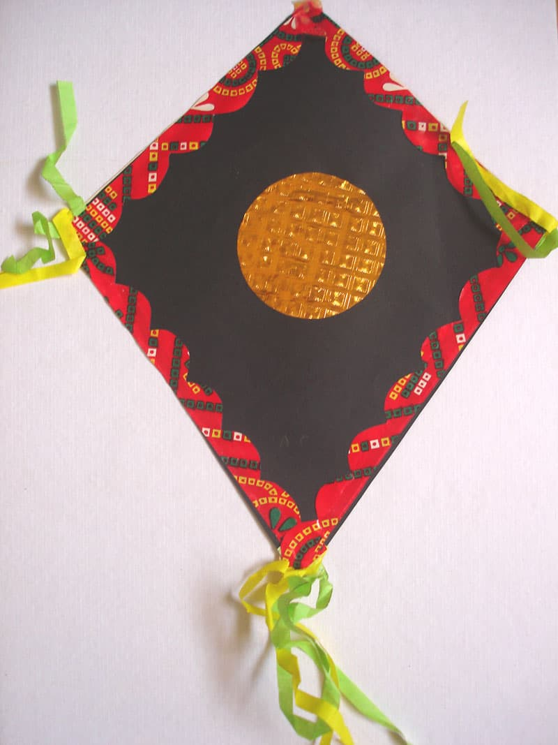 Kite Decoration Designs