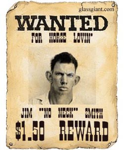 7 wanted poster templates excel pdf formats - Wild west funny ...