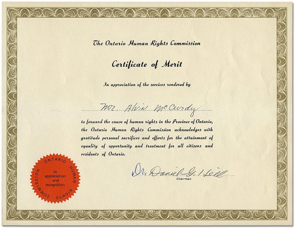 merit certificate template 11