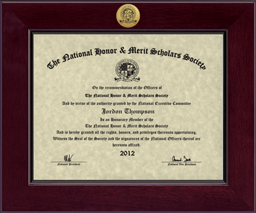 6 Merit Certificate Templates - Excel PDF Formats