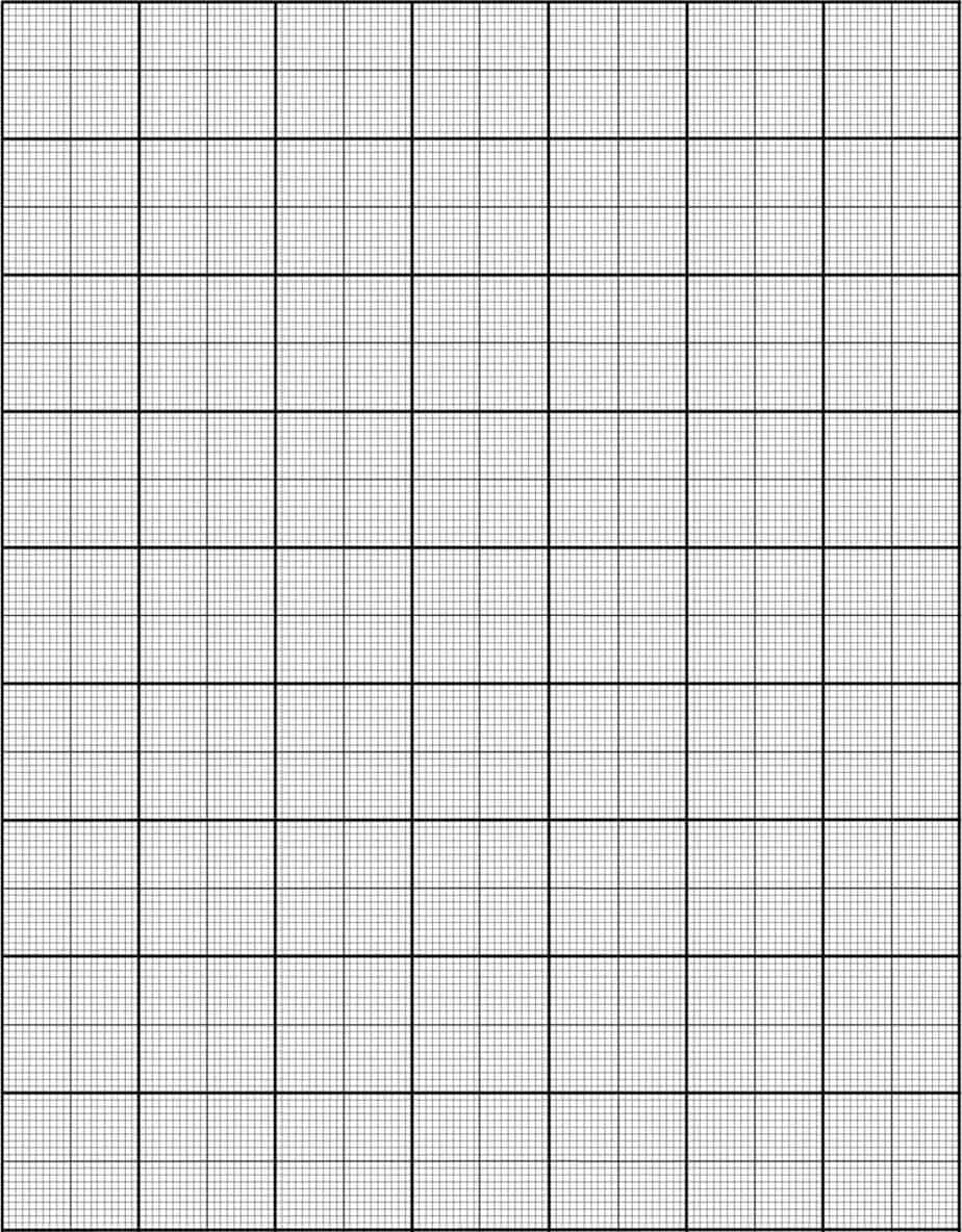 graph paper template 541