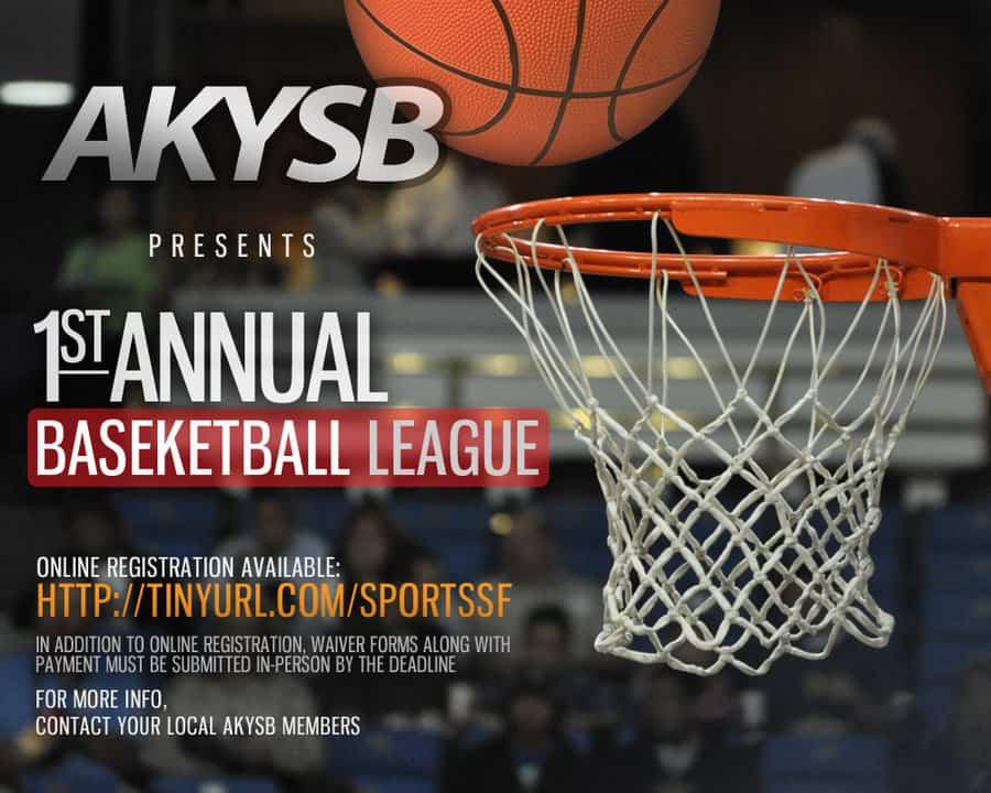 Basketball Flyer Sample 5525