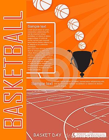 Basketball Flyer Sample 589