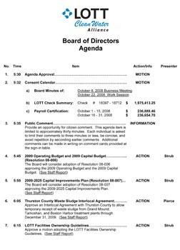 Meeting Agenda template 5478