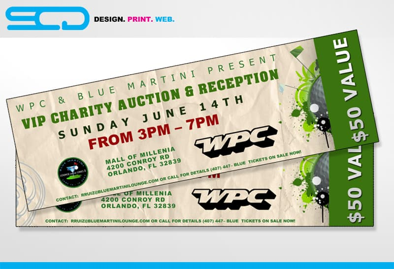 event ticket template 2255
