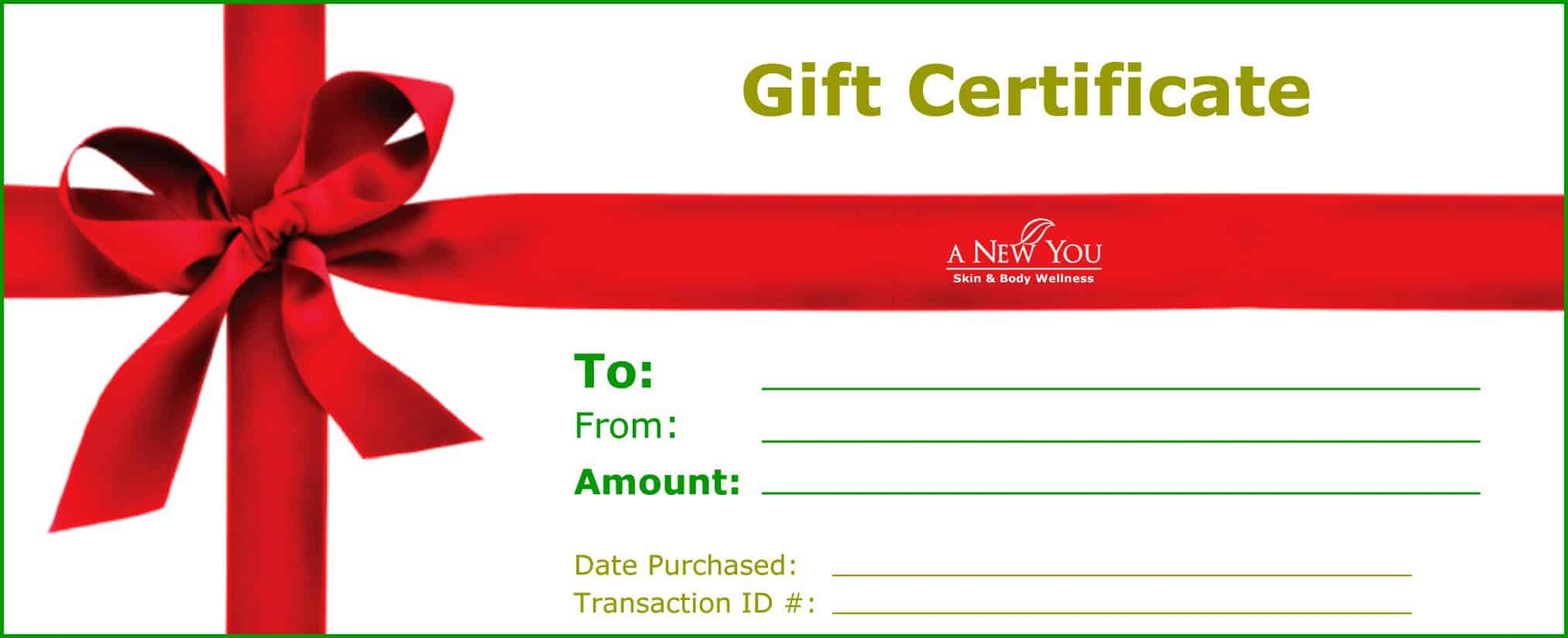 gift certififate template 1589