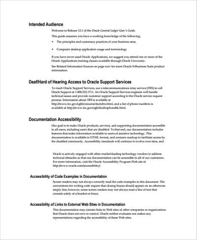 21+ General Ledger Templates & Examples - Excel PDF Formats